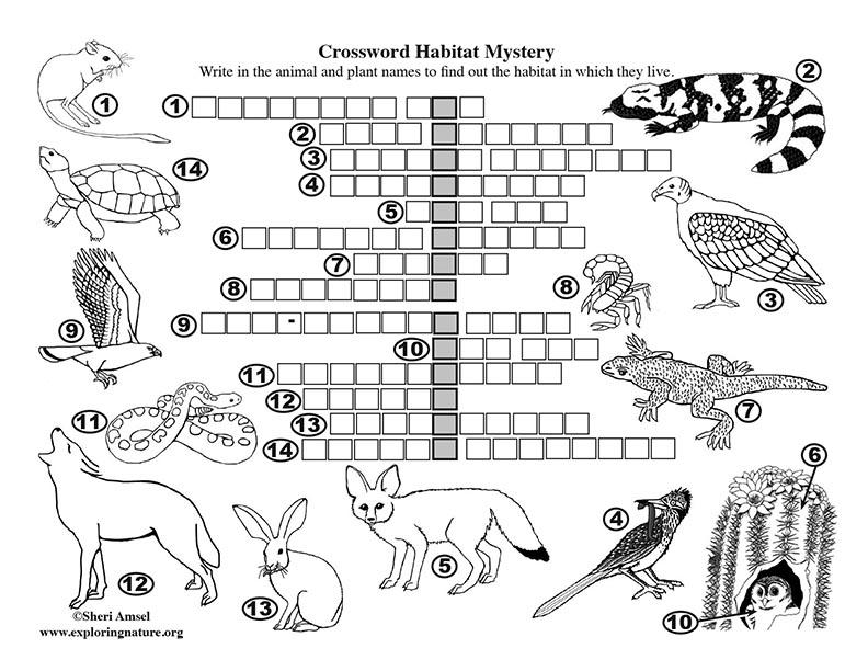desert-animals-crossword