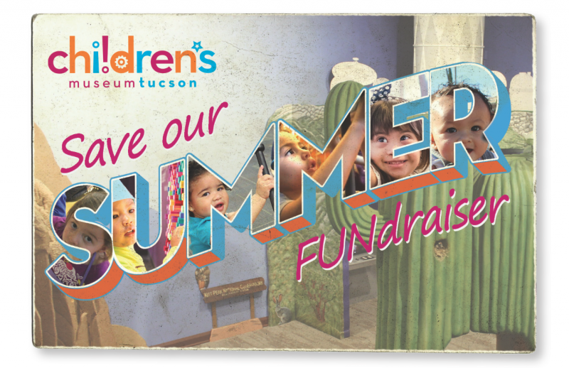 Save Our Summer postcard
