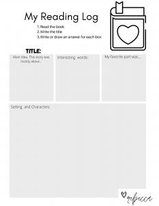 loveofliteracy-worksheet