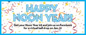 Noon Year logo
